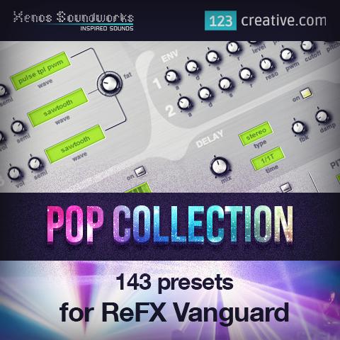 Pop Collection - Vanguard presets