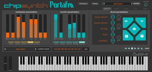 chipsynth PortaFM