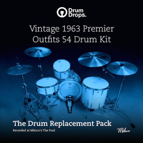 Premier Outfit 54 Kit - Drum Replacement Pack