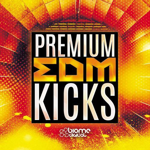 Premium EDM Kicks (Audio Wav/Apple Loops)