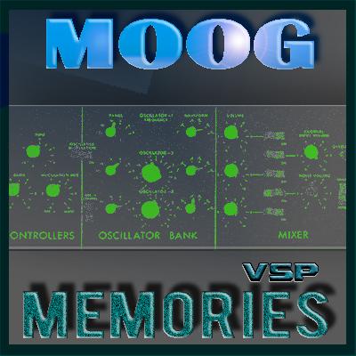 Moog Memores (for Monark)