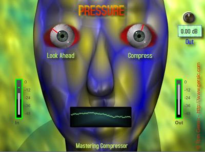 Pressure Mastering Compressor