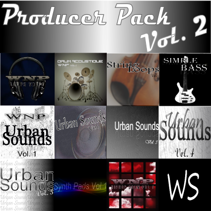 Producer Pack Vol 2