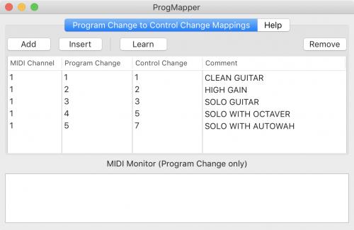ProgMapper