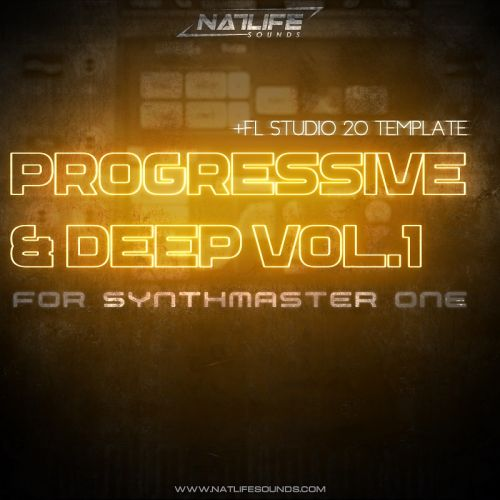 Progressive & Deep Vol.1 for Synthmaster One
