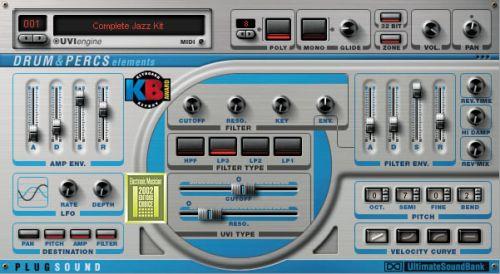Plugsound Vol. 3: Drums