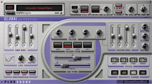 Plugsound Vol. 6: Global