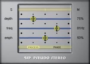 PSP PseudoStereo