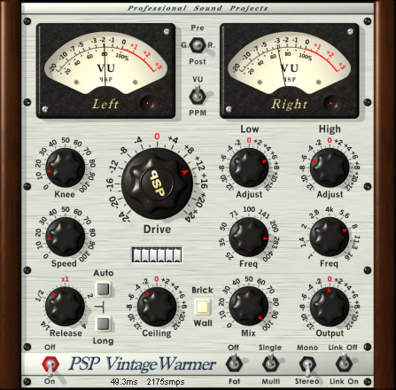 PSP VintageWarmer