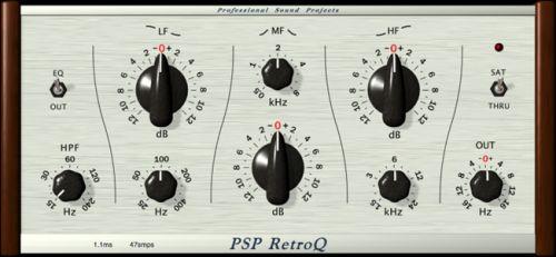 PSP RetroQ