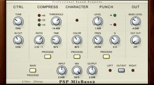 PSP MixBass