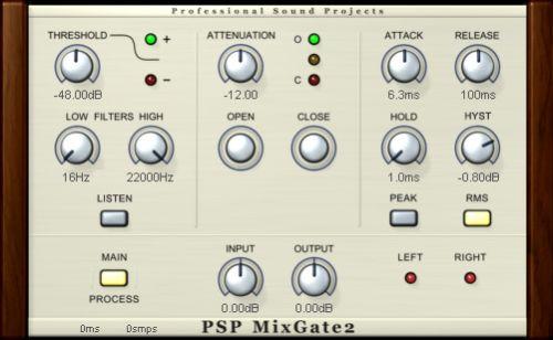 PSP MixGate