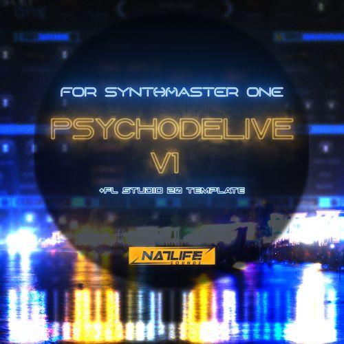 Psychodelive V1 for Synthmaster One