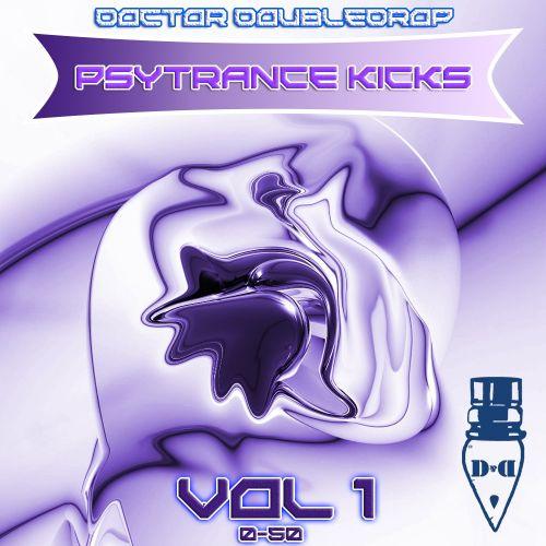 Psytrance Kick Samples Vol.1