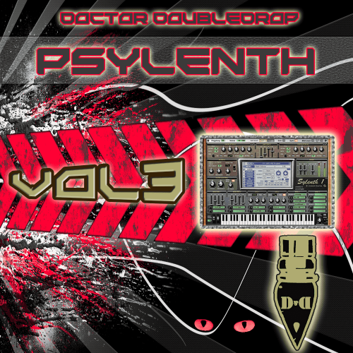 Sylenth1 Psytrance Soundset Vol.3