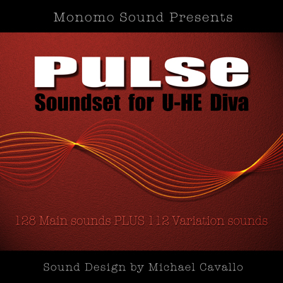 Pulse Soundset for U-he Diva