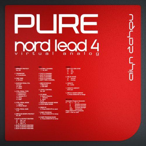 Pure Nord Lead 4