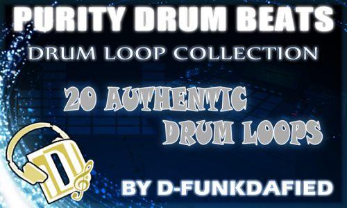 Purity Drum Beats (Drum Loops Pack)