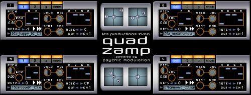 Quad Zamp