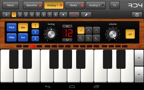 RD4 - Groovebox