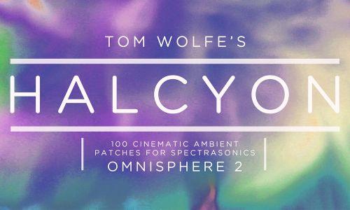 Halcyon for Omnisphere 2