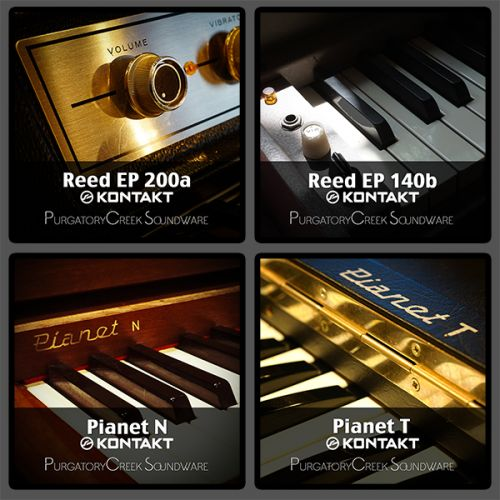 Reed Collection for Kontakt