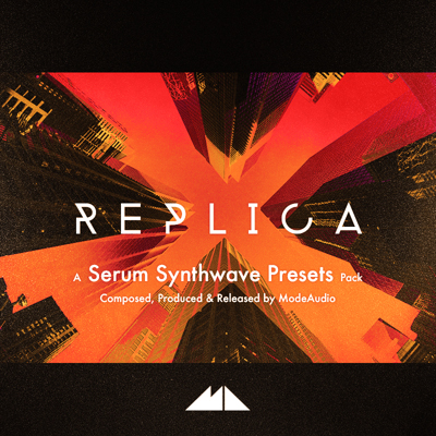 Replica: Serum Synthwave Presets