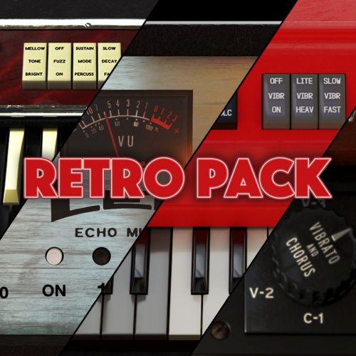 Martinic Retro Pack