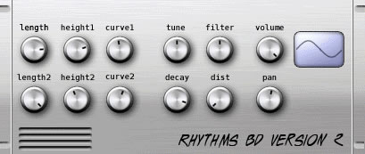 Rhythms BD