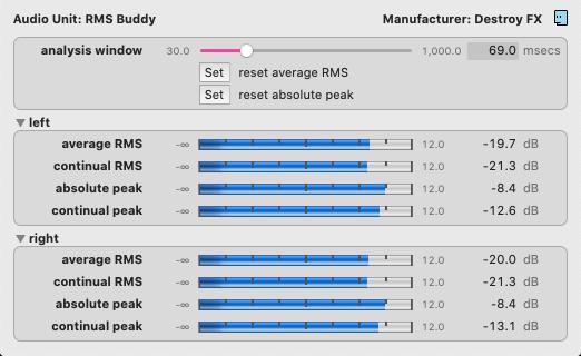 RMS Buddy