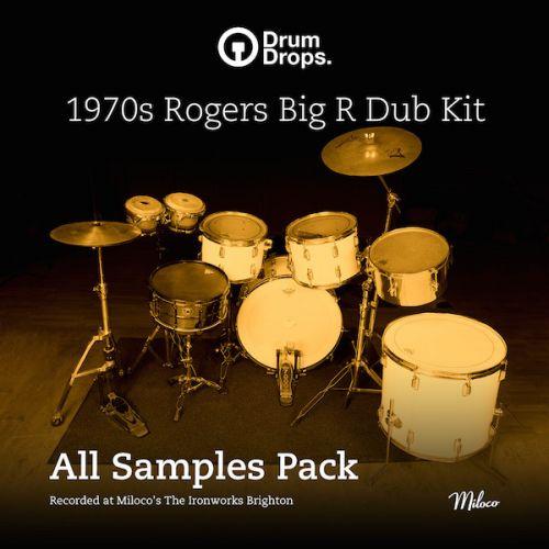 Rogers Big R Dub Kit - All Samples Pack