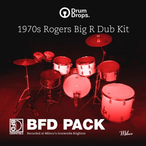 Rogers Big R Dub Kit - BFD Pack