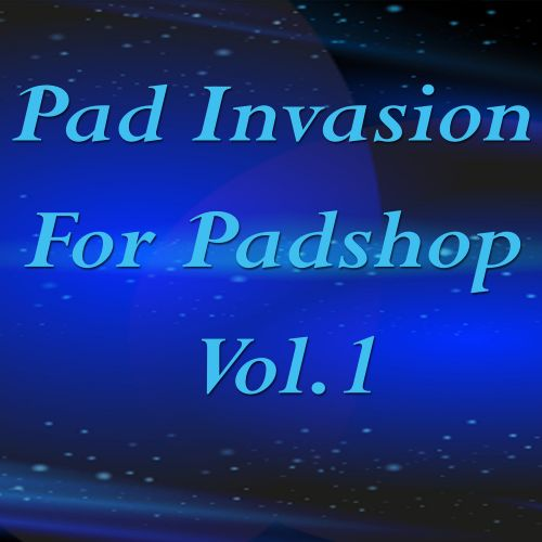 Pad Invasion For Padshop Vol. 1