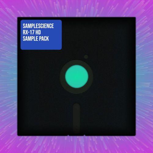 SampleScience RX-17 HD