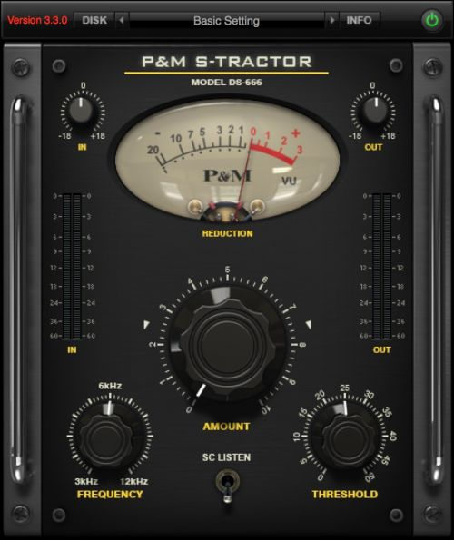 P&M S-Tractor