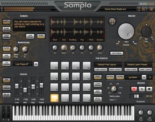 Sampla - Hip Hop Production Sampler