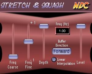 Stretch & Squash