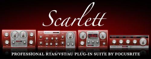 Scarlett Plug-in Suite