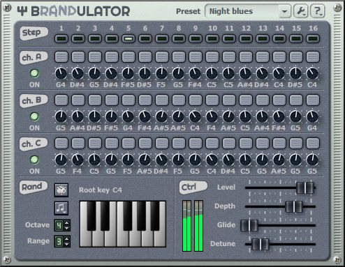 Brandulator