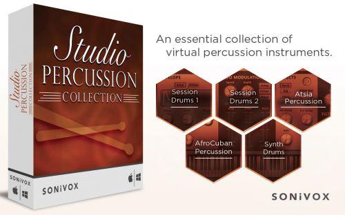 Studio Percussion Collection