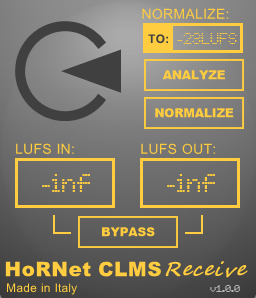 HoRNet CLMS