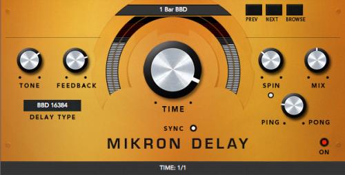 Mikron Delay