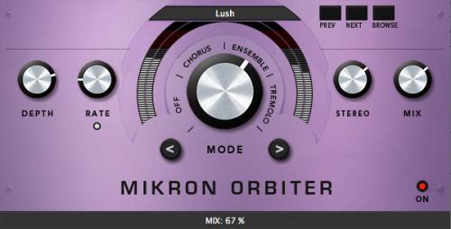 Mikron Orbiter