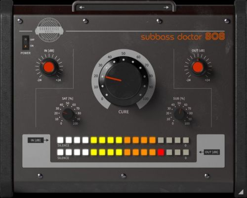 SubBass Doctor 808 by SounDevice Digital