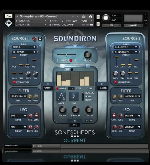 Sonespheres 3 - Current