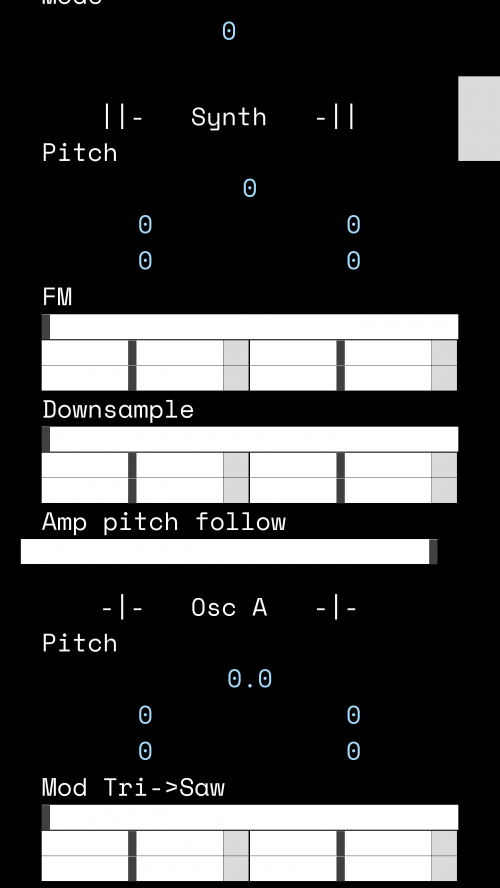 Fang Synth