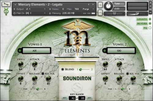 Mercury Elements Player Edition