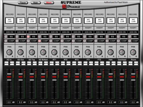 Supreme Drums