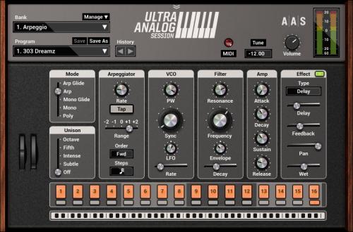 Ultra Analog Session 2