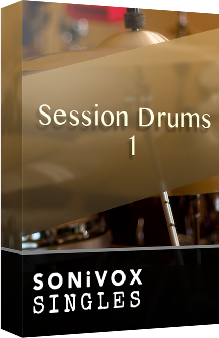 Singles- Session Drums VOL 1
